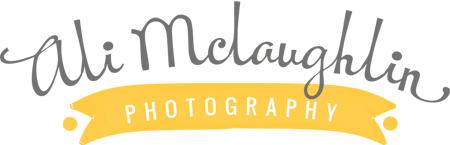 Ali McLaughlin Photography logo